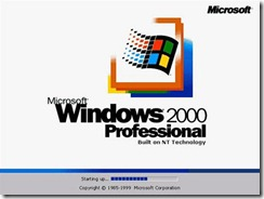2000.2.17 Windows 2000 Professional