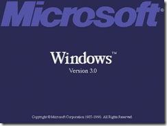 1990.5.22 Windows 3.0