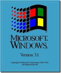 1992.3.18 Windows 3.1