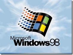 1998.6.25 Windows 98