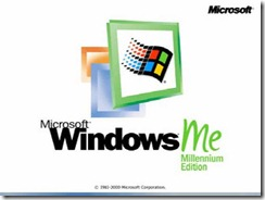 2000.9.14 Windows Millennium Edition