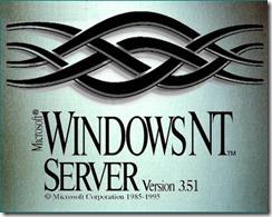 1995.5.30 Windows NT Server 3.51