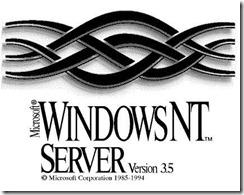 1994.9.21 Windows NT server 3.5
