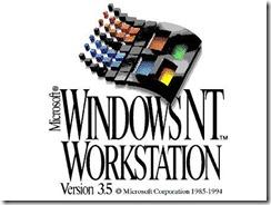 1994.9.21 Windows NT Workstation 3.5