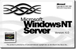 1996.8.24 Windows NT Server 4.0
